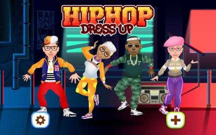 Hip Hop Fashion Stars Dress Up