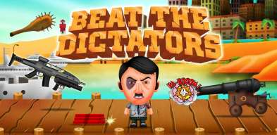 Battre Dictateur Diktator: Najbolje Igrice, Beat the Dictators, диктатор - новые жестокие игры, Dittatore – Giochi Divertenti, Ditador