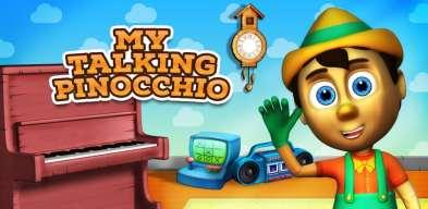 Mon Pinocchio Poupée qui Parle, Pinokio koji Govori, My Talking Pinocchio, мой говорящий буратино, pinocchio parlante, Pinoquio Boneco Falante