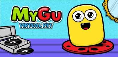 Moj Gu - Zabavne Igre za Decu, Gu - Virtual Pet Game, мой гу - виртуальный питомец, Mon Gu - Jeux Animaux Virtuel, animali virtuali, meu gu