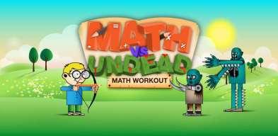 Jogos de Matemática para Crianças, Jeu de mathématiques amusant, Zabavna Igra Matematike, math vs undead Забавная игра Математика, Gioco Matematica Divertente