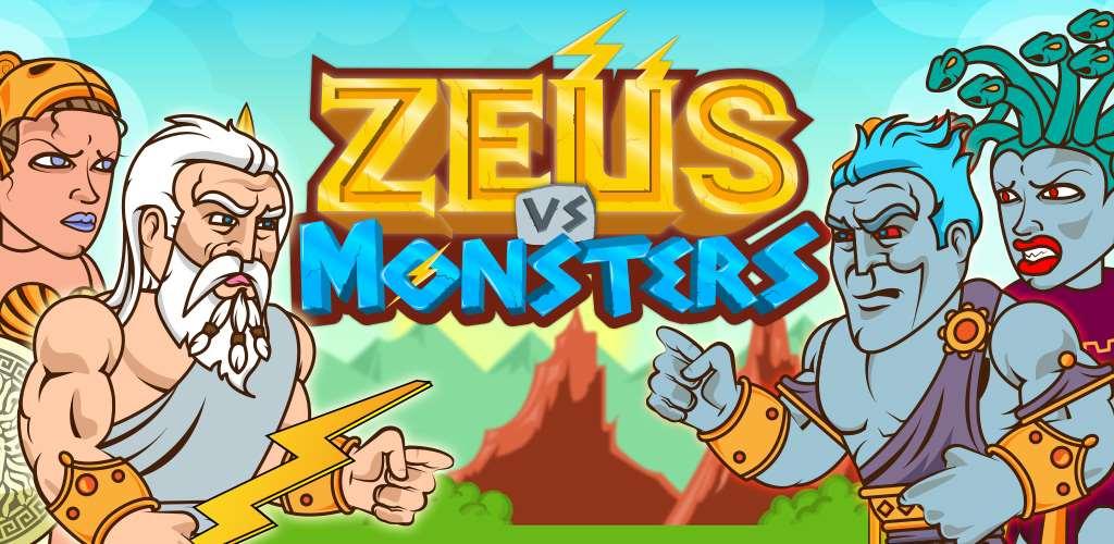 Jogos de matemática básica, Zeus vs Monstres, Matematika za klince Zevs, Zeus vs Monsters/ Математические игры: Зевс, zeus vs monsters