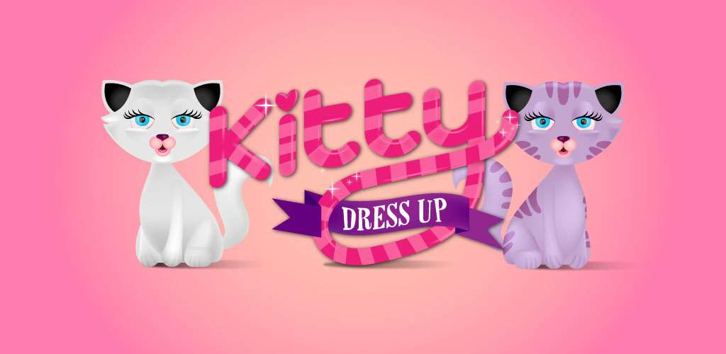 kitty dress up