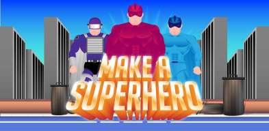 Jeux de Creer Super-Héros, Igre Oblacenja Superheroj, make a superhero Супергерои: Лучшие Детские Игры Одевалки, Giochi Supereroi