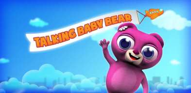 ursinho falante, Bébé ours qui parle, Meda koji Ponavlja, talking baby bear, Говорящий Мишка, orsetto parlante