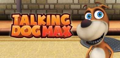 jogo de cachorro falante, chien max qui parle, Pas koji Govori, talking dog, говорящая собака, cane parlante