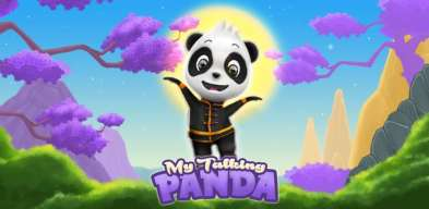 mon panda qui parle, Panda koji Govori, Talking Panda - Virtual Pet, моя говорящая панда, panda parlante, panda falante