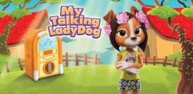 mon chien qui parle, Luna - Pas koji Govori, My Talking Lady Dog говорящая собака ася, cane parlante virtuale, Pantufa Cachorro Falante