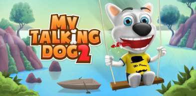 my talking dog 2, chien qui parle charlie 2,Cane Parlante Virtuale, Говорящая Собака Чарли 2, Cachorro Falante Virtual 2, Pas koji Govori 2