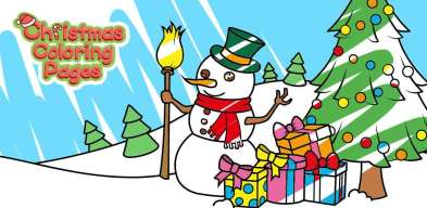christmas coloring pages, Coloriage Noël, Natale da Colorare, Новогодние Раскраски, Natal para Colorir, Božić Bojanka