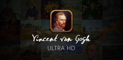 Van Gogh Ultra HD, Vincent Van Gogh Ultra HD, Ван Гог Ultra HD