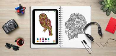 Animal Coloring Pages,Coloriage Animaux pour Adulte, Animali Da Colorare per Adulti, Взрослые Раскраски Животные, Animais para Colorir Adultos,Bojanka Životinje za Odrasle