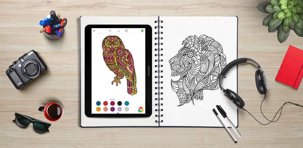 Animal Coloring Pages,Coloriage Animaux pour Adulte, Animali Da Colorare per Adulti, Взрослые Раскраски Животные, Animais para Colorir Adultos,Bojanka Životinje za Odrasle
