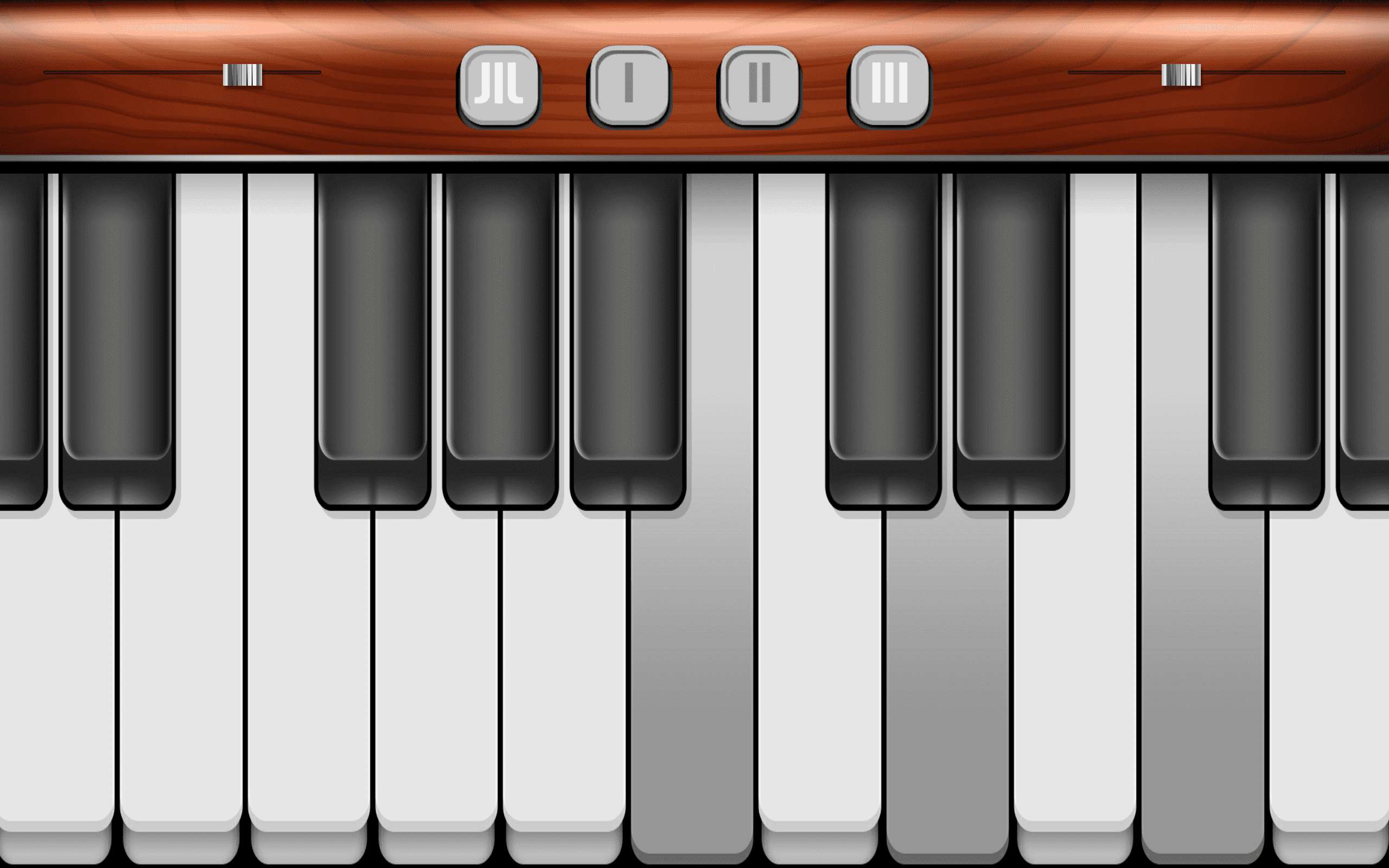Virtual Klavier