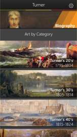 Turner Virtual Art Gallery