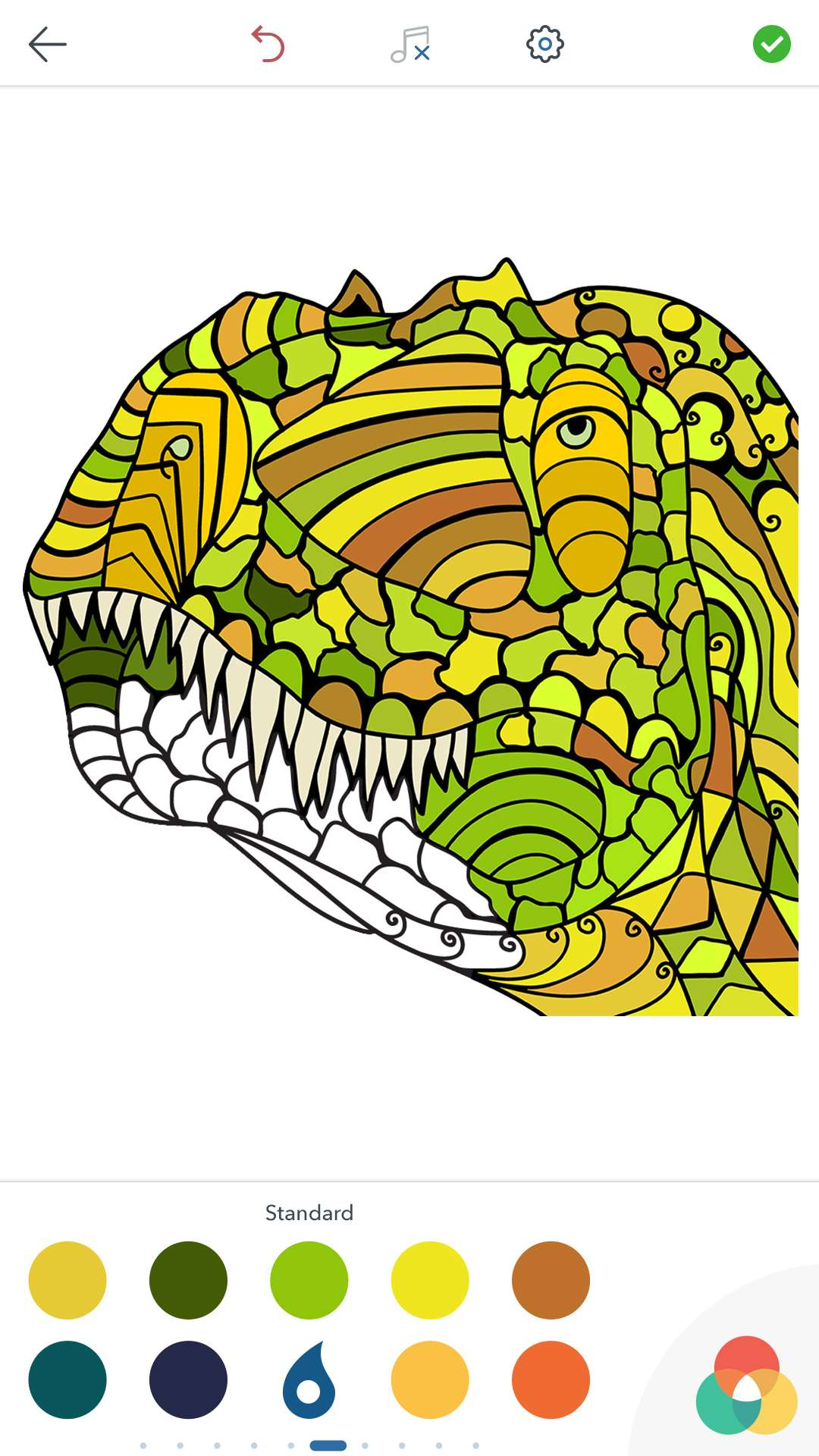 Anxiety Coloring Books