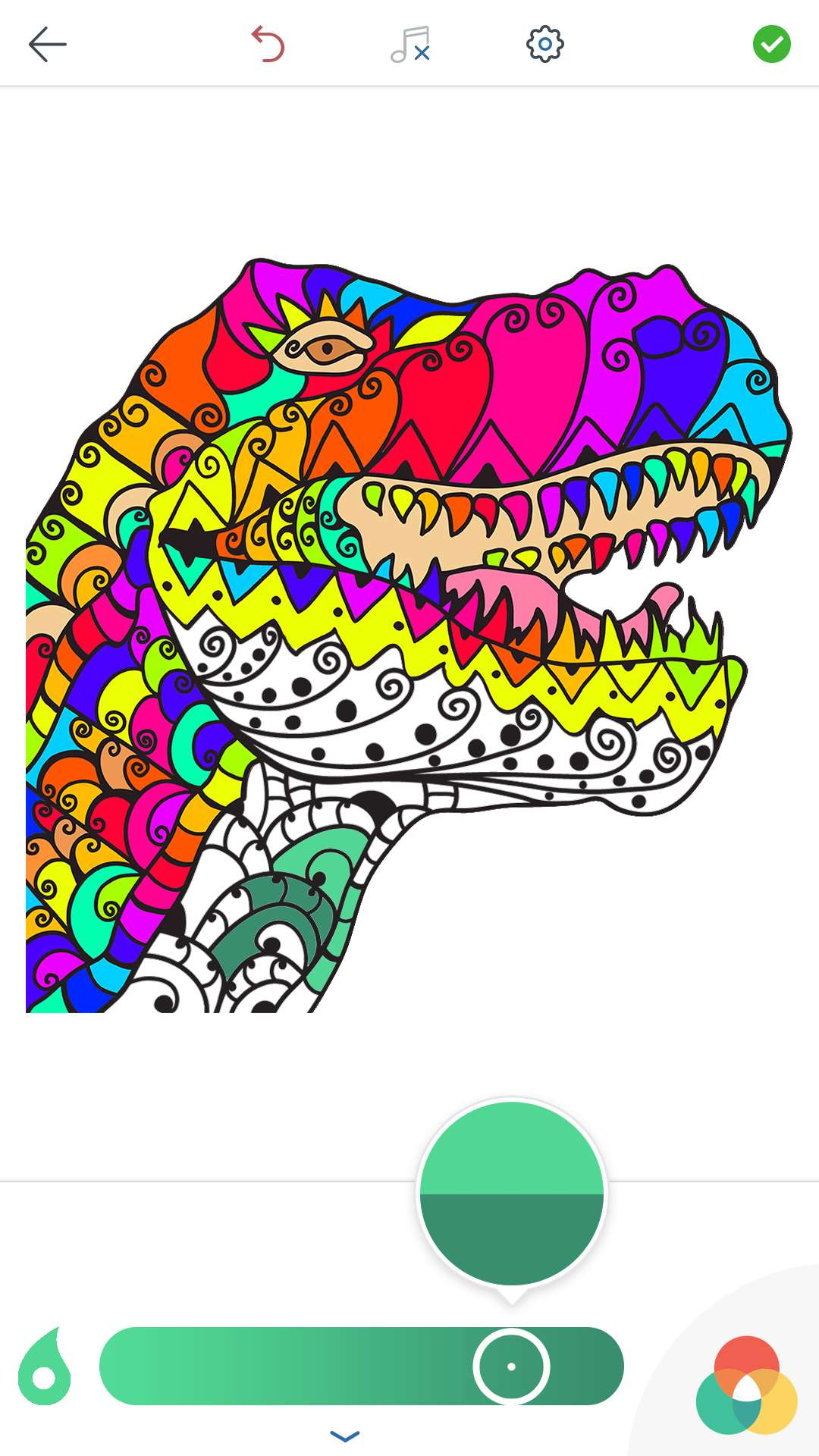 Adult dinosaur coloring pages for android ios and windows Coloring book ios
