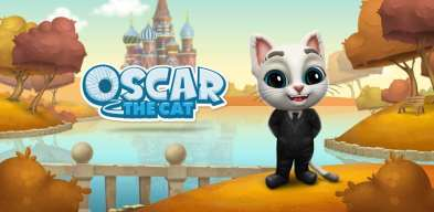 Oscar the Cat, Oscar le Chat qui Parle, Gatto Parlante Oscar, Говорящий Кот Оскар, Gato Falante Oscar, Mačak koji Priča Oskar