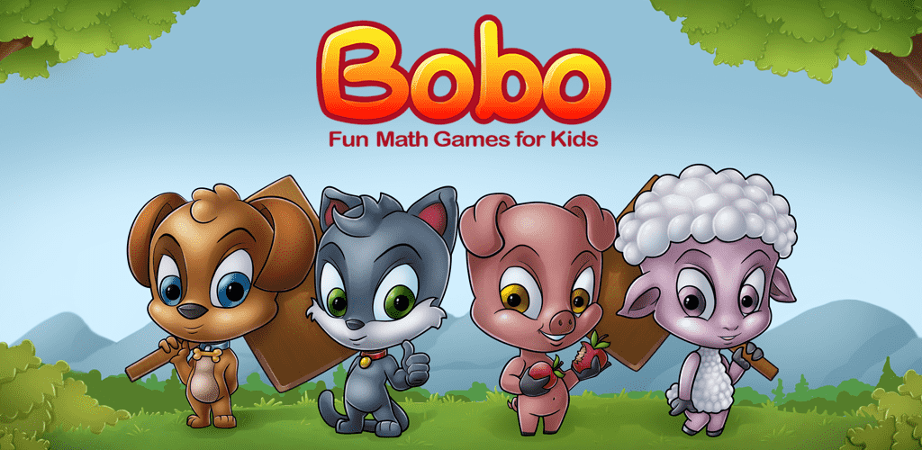 Bobo: Fun Math Games for Kids for Android and iOS