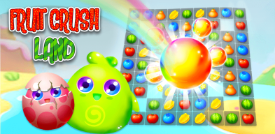 Fruit Crush Land, Frutta Crush Land, Frutas Crush Land