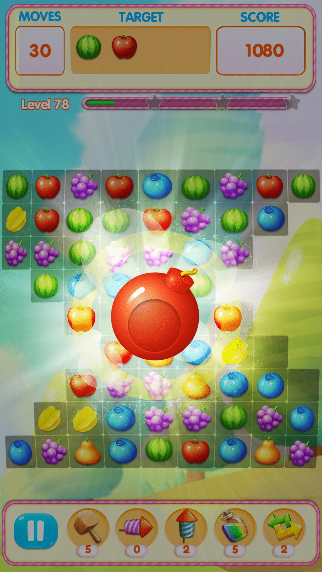 Fruit Ninja HD на компьютер – игра резать фрукты