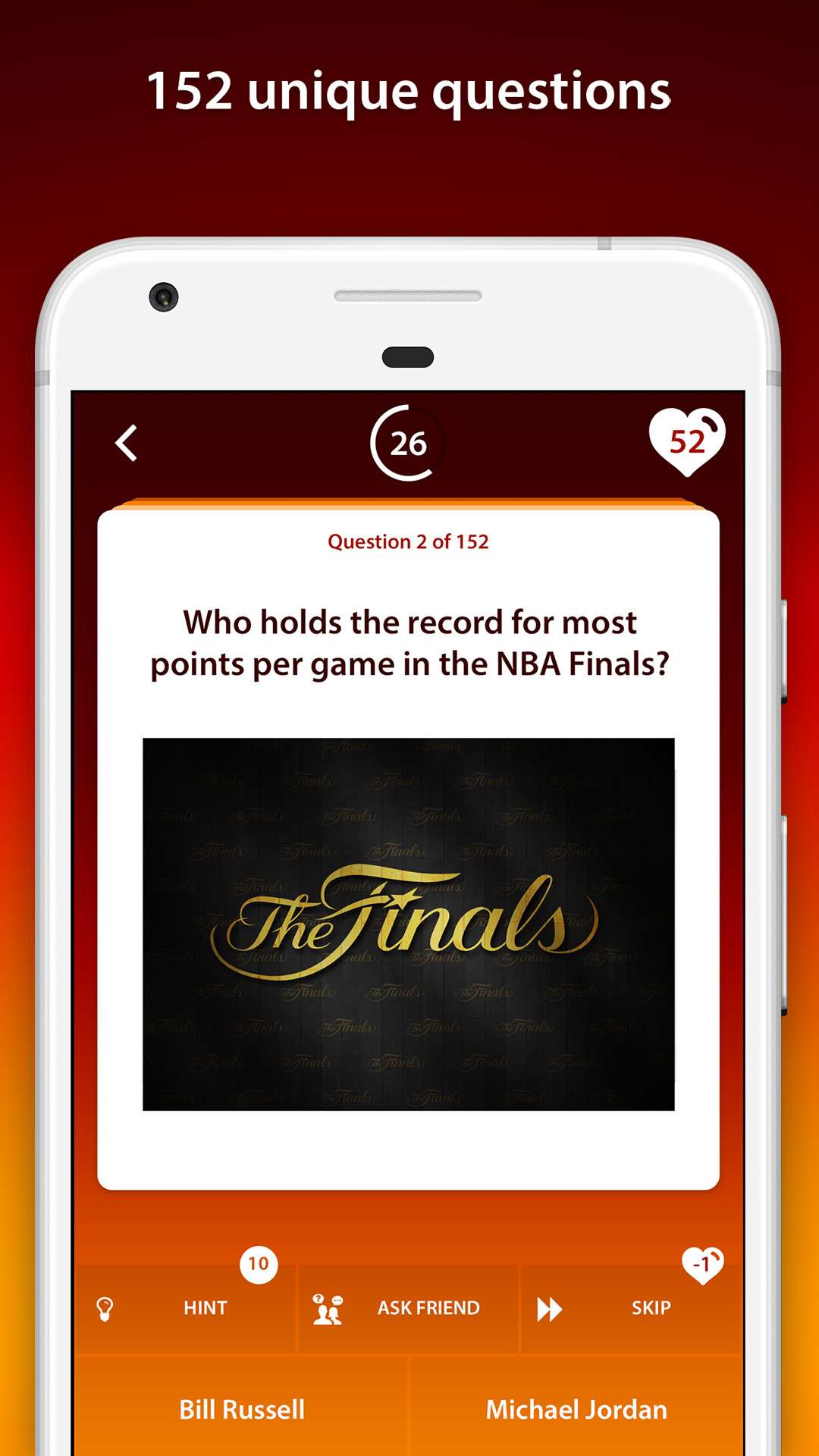Basketball Quiz USA - Trivia Questions and Answers for Android