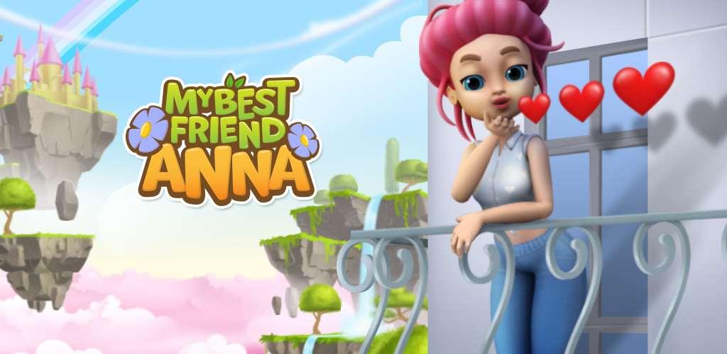 Best Friend Anna, Meilleure Amie Anne, Migliore Amica Anna, Melhor Amiga Anna, говорящая девушка Анна, Najbolja Drugarica Ana